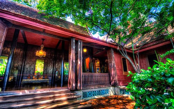 La Maison de Jim Thompson, Bangkok
