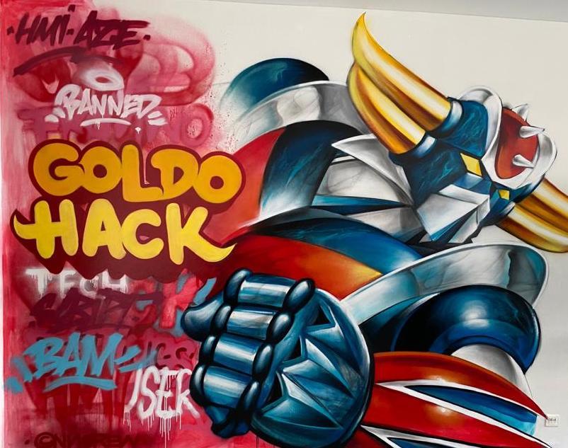 Goldorak HMI AZE